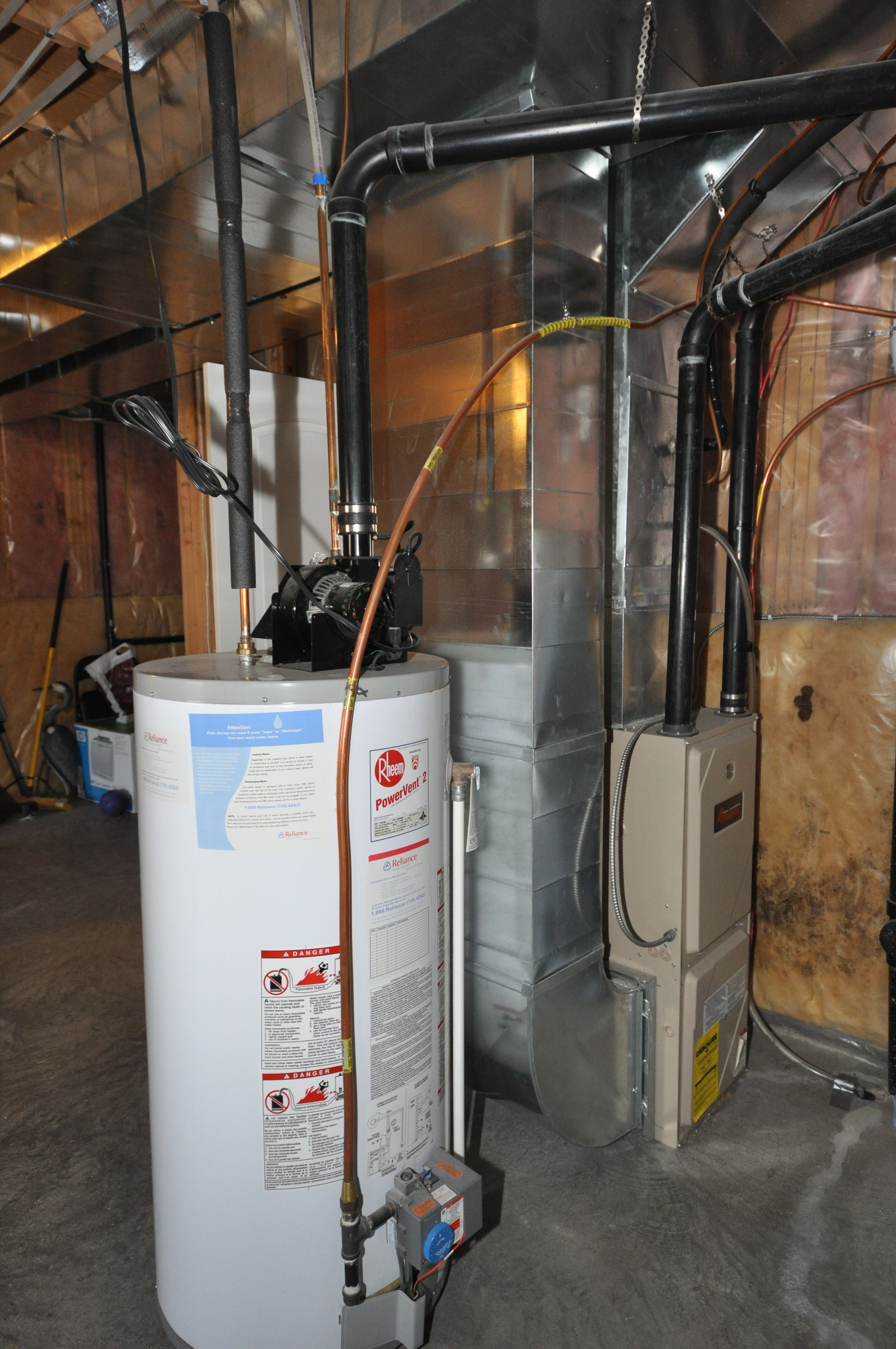 Hi Efficient Gas Furnace