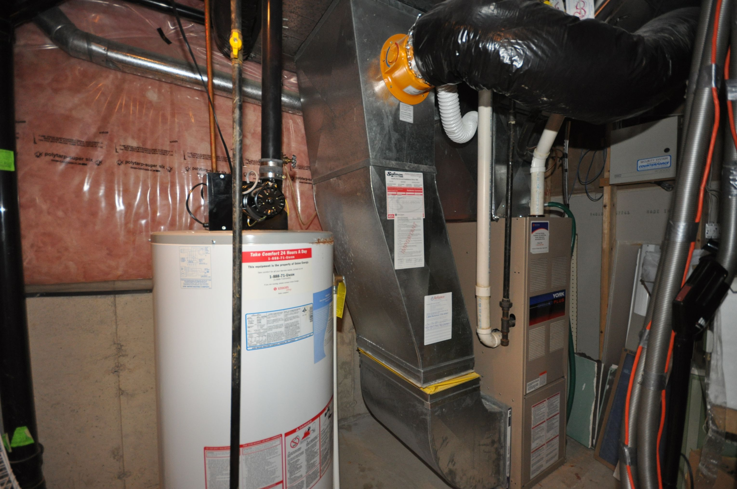 Efficient Gas Furnace