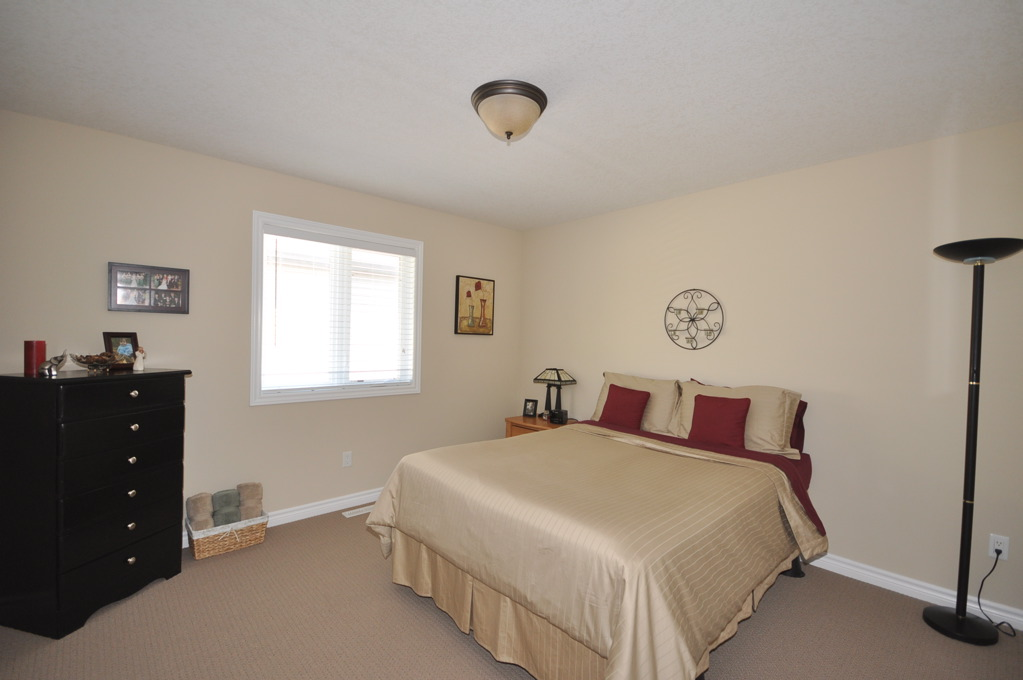 3 large bedrooms on the 2nd floor