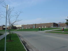 St. Francis Catholic School within walking distance