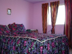 Main floor offers 3 bedrooms and a full bath