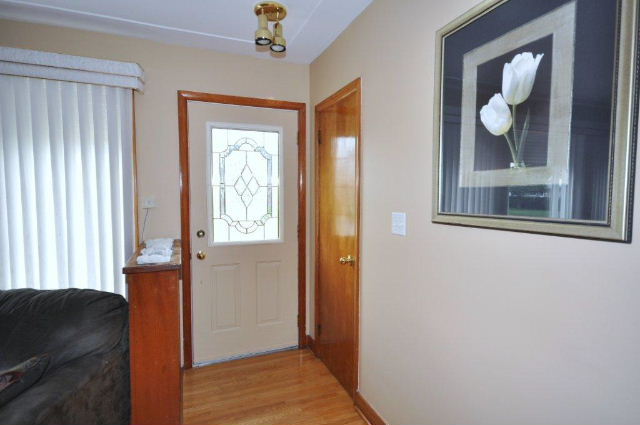 Lovely Front Foyer