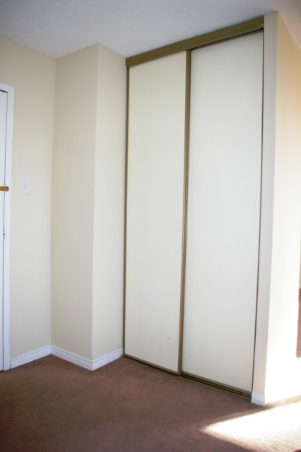 Large Closet in Foyer