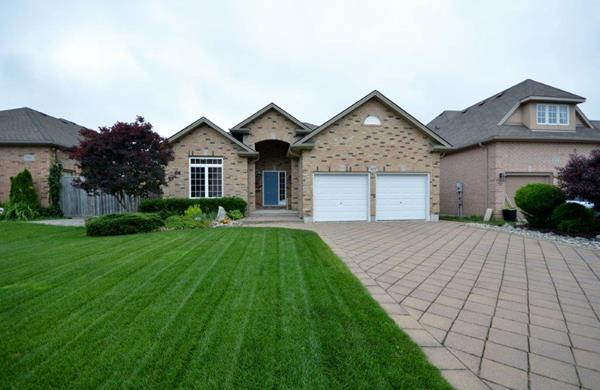 Professionally Landscaped Front and Back