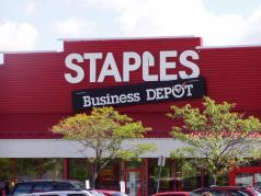 Staples for all your office needs located at Wellington and Commissioners