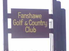 Play a game of golf at Fanshawe Golf & Country Club.