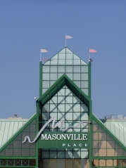Enjoy the many shops at Masonville Place