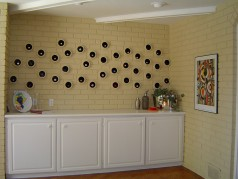 Wine centre & butlers pantry in Kitchen