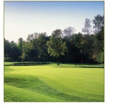 Play a round of golf at Greehills Golf Course walking distance away