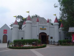 The kids will love Storybook Gardens in Springbank Park!