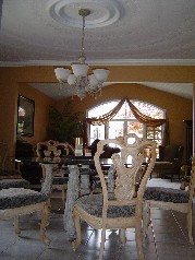 View of the Living & Dining room from kitchen