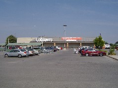 Do your grocery shopping at the local Loblaws located at Oxford & Hyde Park