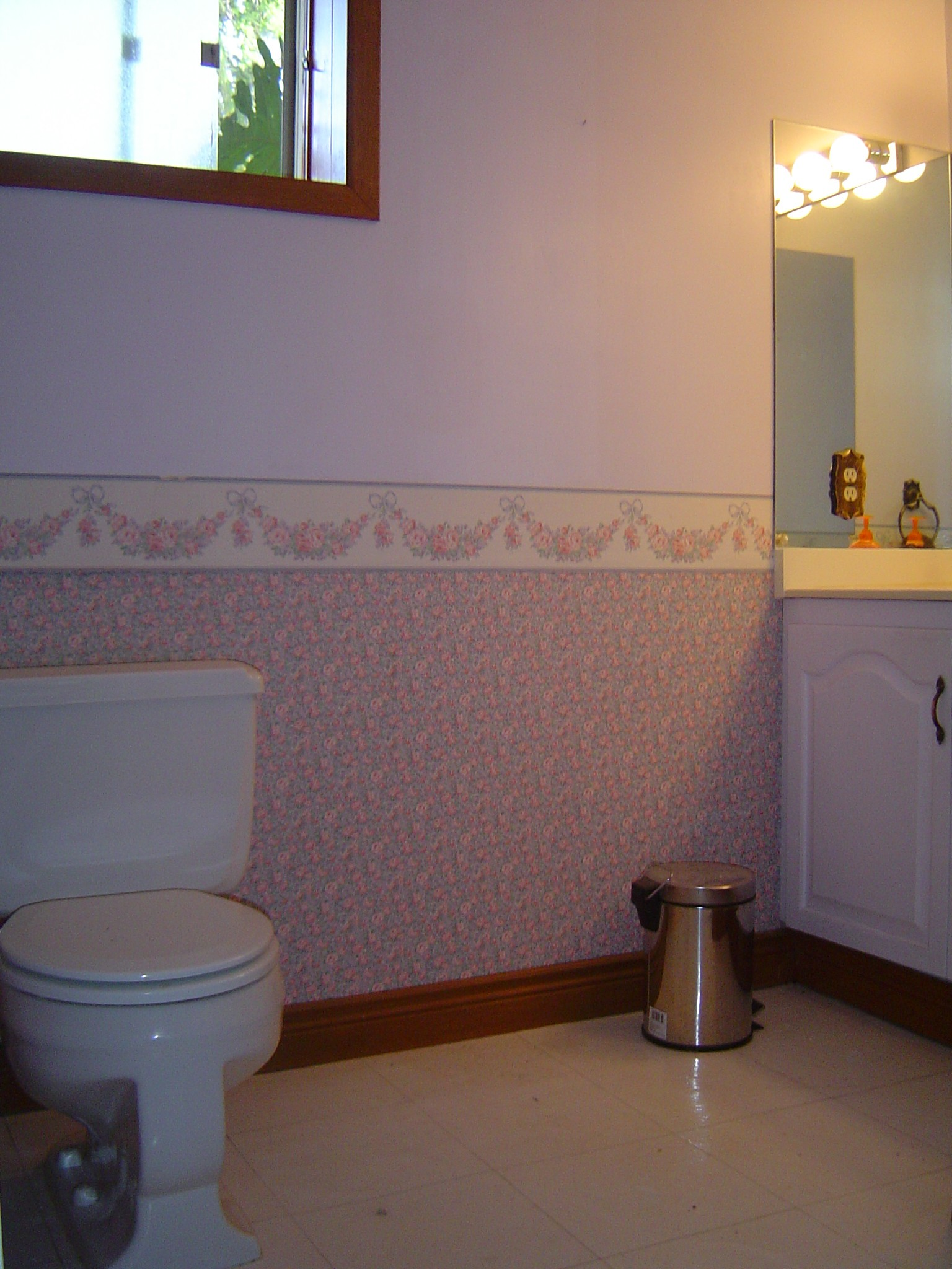 Lower level also has 3 piece bath